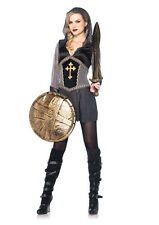 Womens Sexy Joan of Arc Historical Costume
