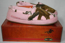 WINCHESTER REALTREE PINK CAMOUFLAGE SLIPPERS - CAMO HOUSE SHOES