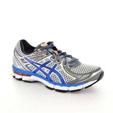 Asics Mens Running Shoes T3P3N9759 Gt2000 2 Titanium Blue Synthetic