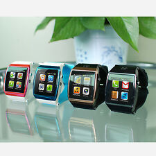 U8 Pro LED Capacitive Touch Screen Bluetooth Smart Watch For Android iPhone New