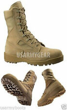 Made in Usa USMC Army Navy Belleville 390 Desert Military Tan USGI Combat Boots