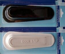 Extra Large Old Fasiond Rubber Door Stoper ~ Available in Black or White