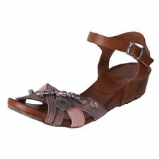 European Made Zensu Leather Comfort Fashion Sandals Shoes Tami Cheap Online