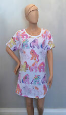 Official Ladies My Little Pony Retro Oversized Lounge T Shirt
