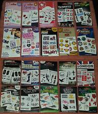 Temporary Tattoo's for Adults / Children. Gifts / party bags or everyday fun