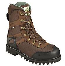 "Wood N' Stream Men's 8"" Interceptor Maxi Brown Boot 1005"
