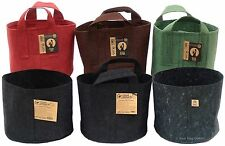 Root Pouch 3-Gallon Pot/Fabric Grow Bag $3.49 Ships First/Each Add'l Ships FREE