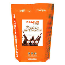 PREMIUM PROTEIN HOT CHOCOLATE - WHEY PROTEIN POWDER SHAKE DRINK