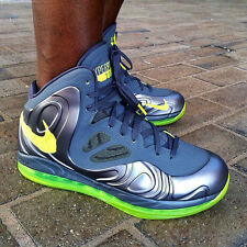 NIKE AIR MAX HYPERPOSITE CHARCOAL MENS SHOES/SNEAKERS 524862-003 ATOMIC GREEN