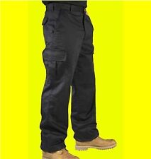Cargo Pants Action Combat Work Wear Working With Knee Pad Pockets