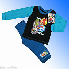 Boys Official Avengers Pyjamas Age 18 Months 1 2 3 4 5 Years