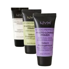 trend new nyx cosmetics studio perfect photo loving primer base corrector