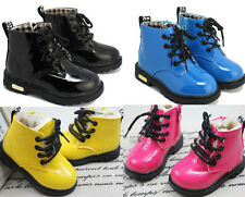 New Cute Baby Girls Boys Martin Boots Shoes Children Kids Water-proof Snow Boots