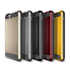 """iPhone 6 Plus 5.5"""" Card Slot Wallet ID Case [VERUS Damda] Dual Layer Protection"""