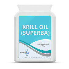 Krill Oil (Superba) - 500mg