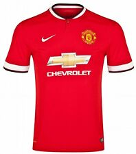 Manchester United Home Shirt 2014/ 2015 size S,M,L,XL