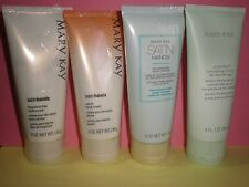 Mary Kay Satin Hands Hand Cream & Mint Bliss Energizing Lotion YOUR CHOICE Fresh