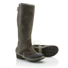 Sorel Slimpack Riding Tall Shale Ladies Tall Boots