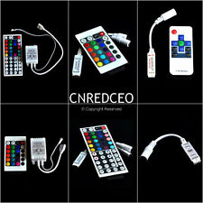 3/24/44 keys IR Remote Controller Wireless For 3528 5050 RGB SMD LED Strip Light
