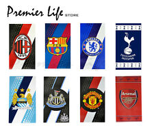 Official Football Beach Towel - Latest Stripe / Crest Design