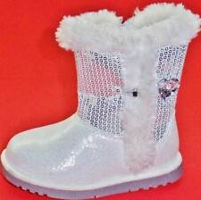 NEW Girl's Toddler's SONOMA LIL DYME Silver  Fashion Winter Dress Shoes/Boots