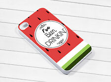 Beyonce 'I've Been Drinkin Watermelon' iPhone Case