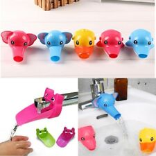 Faucet Extender For Helps Children Toddler Kids Hand Washing in Bathroom Sink