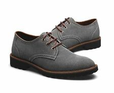 Mens Dress Formal Wingtip Oxford Brogues Faux Suede Lace Up Casual Flat Shoes