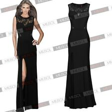Sexy Prom Bridesmaid Sweetheart Evening Formal Party Gown ladies Wedding Dress