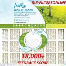 FEBREZE AIR FILTERS HOME FURNACE 4 PACK FEBREEZE CLOSEOUT BEING DISCONTINUED!