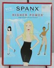 Spanx New & Slimproved Higher Power High Waisted Power Panty A252461-HWPP