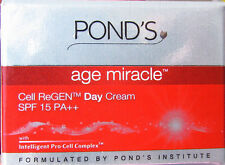 POND'S AGE MIRACLE CELL REGEN DAY CREAM SPF-15 REMOVE WRINKLES,AGE SPOTS (10 GM)