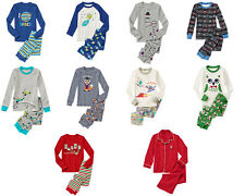 NWT Gymboree Gymmies Pjs Pajamas Size 6 7 8 10 12 Owl Cars Monster Christmas