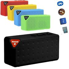 Wireless Bluetooth Portable Stereo Speaker Versatile System For Samsung iPhone