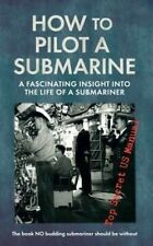 NEW How to Pilot a Submarine by US Navy (English) Free Shipping