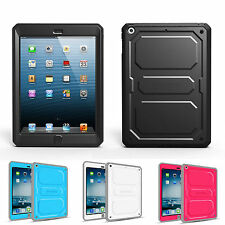 Rugged Hybrid Shockproof Full Protective Case Cover for Apple iPad Air 1st Gen