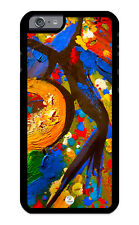 iPhone 6 Case Abstract Watercolor Paint. Protective Cover