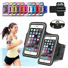 For iPhone 6 6 Plus Sports Gym Armband Case Premium Running Jogging Cover Holder