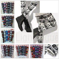Free Fashion Warm Girl Women's Colorful Print Leggings Pencil Sexy Pants Gift