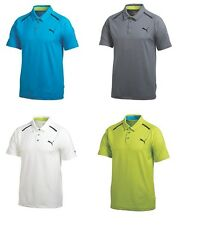 PUMA SPORT LUX PERFORMANCE POLO GOLF SHIRT 566698 NEW 2014 - PICK COLOR & SIZE!