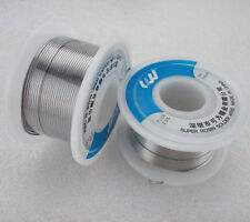 0.6/0.8/1.0/1.2mm 50G 65ft 63/37 Rosin Core Flux 2.0% Tin Lead Roll Solder Wire