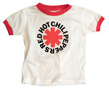 Red Hot Chili Peppers Asterisk Toddler Tee Shirt T-shirt 2T 3T 4T