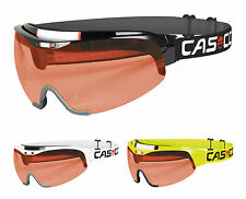 Casco Helme Spirit Vautron V2 Nordic Shield Cross Country Ski Racing Goggles