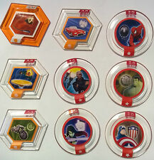 DISNEY INFINITY 2.0 MARVEL SUPER HEROES Power Disc Selection - Pick from list