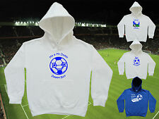 BURY Football Baby/Kids Hoodie/Hoody-Boy's/Girl's-Personalised Top-Name & Number