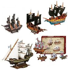 3d Puzzle Pirate Ships Ships Pirate Ship