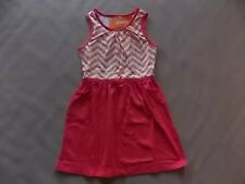 NWT Girl's Gymboree Desert Dreams sleeveless orange pink dress ~ 4 5 6 7 8