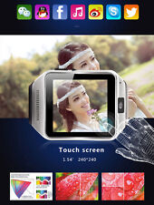 Anti-lost Bluetooth Smart Watch GV08 3G Phone Tounch Screen for Samsung Androids
