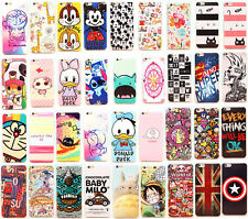 Cartoon Soft TPU CASE COVER SKIN FOR iPhone 4G/4S 5G/5S 6/6 Plus Samsung Note3