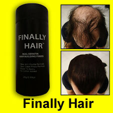 27.5g Keratin Hair Loss Fiber Building Fibers Applicator Bottle Finally Hair Kit